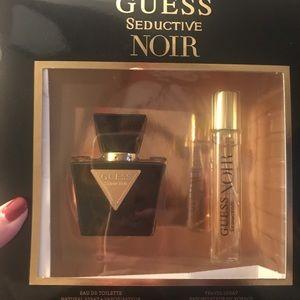 Guess seductive noir gift set
